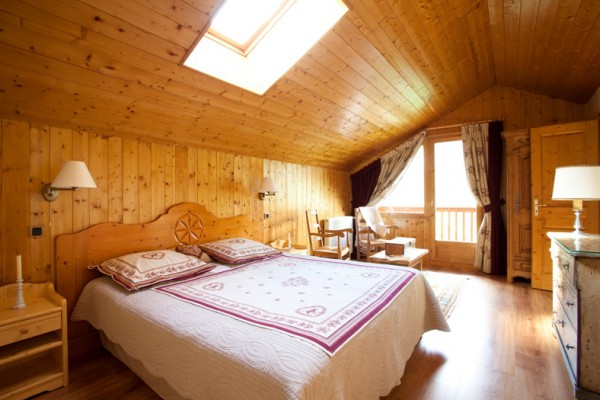 Chalet Serpolet Bedroom
