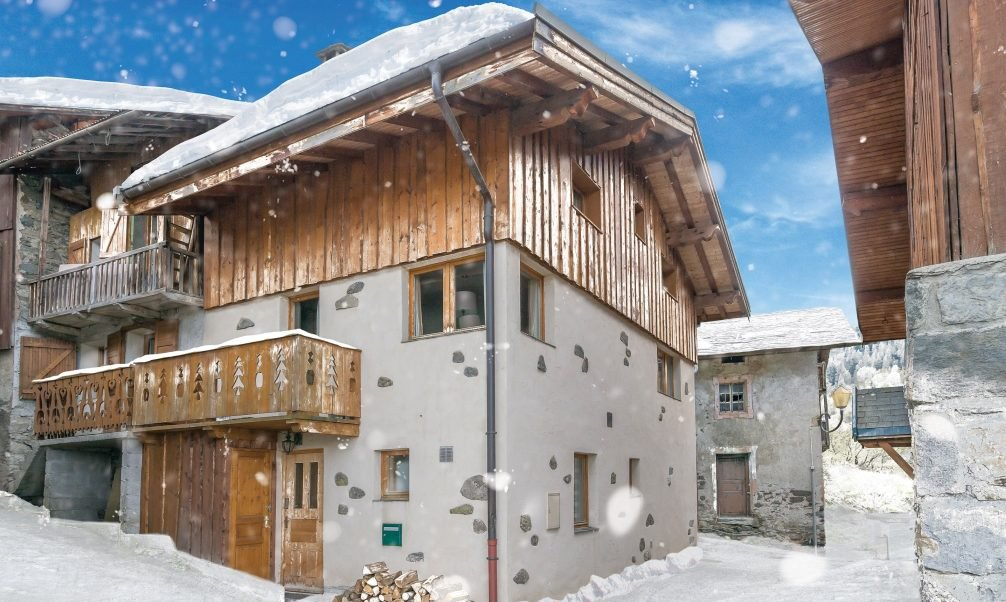 Chalet Castor in Meribel