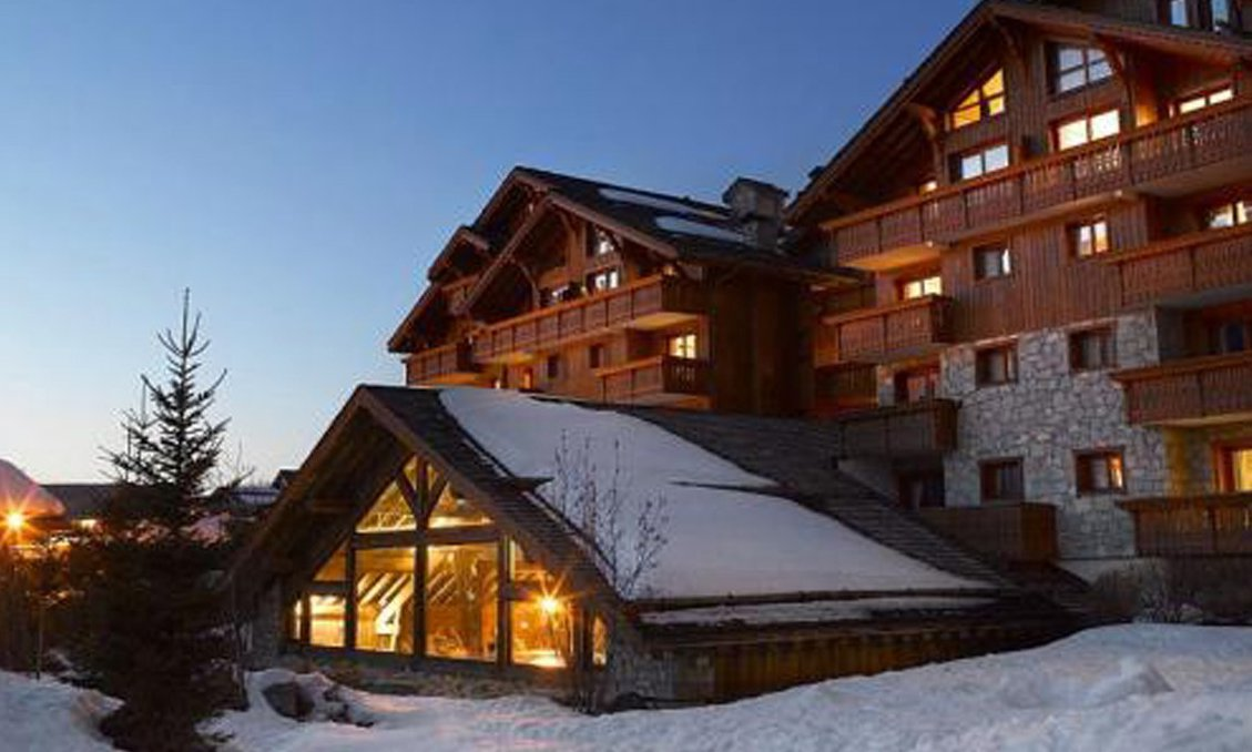 Self Catered Chalets in Meribel Village