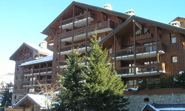 Residence Cristal in Meribel
