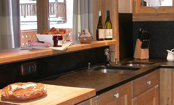 Apartment Grange 1 Kitchen