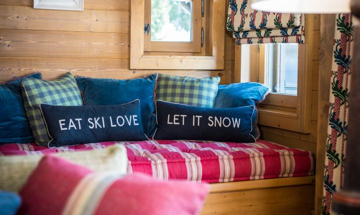 Luxury Catered Chalet Meribel