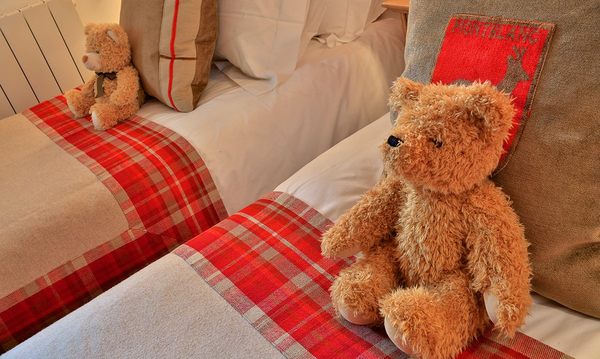 Twin Beds and Teddies