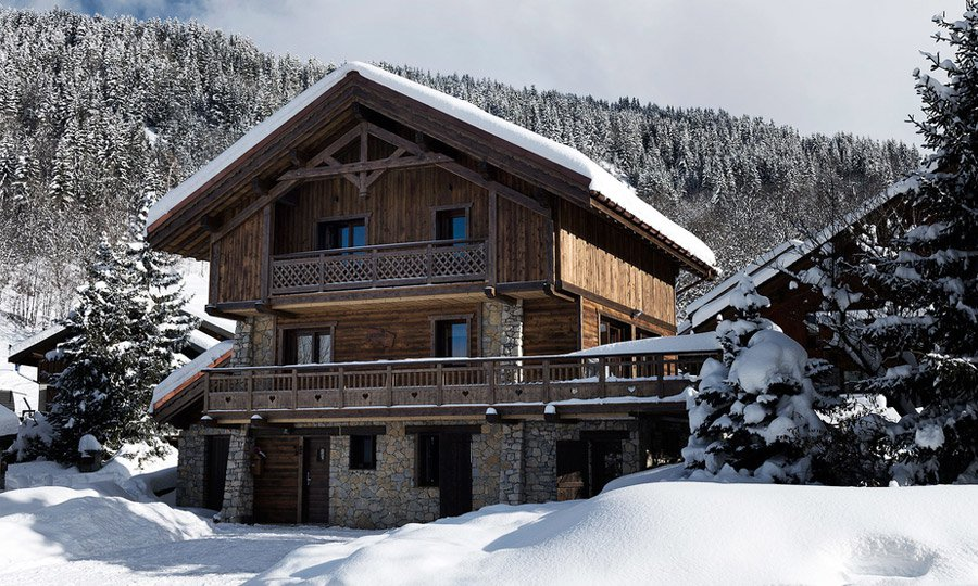 Chalet Hermine in Meribel