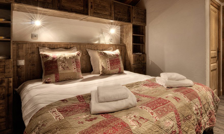Double Bedroom Chalet Hermine
