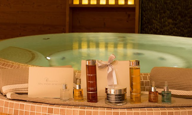 The Spa at Hotel Alpen Ruitor