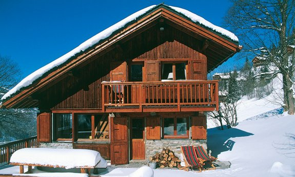 Chalet Bambis Ski in/ski out