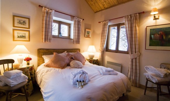 Chalet Bambis Double Room