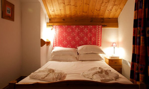 Chalet Bruyere Double Room Meribel