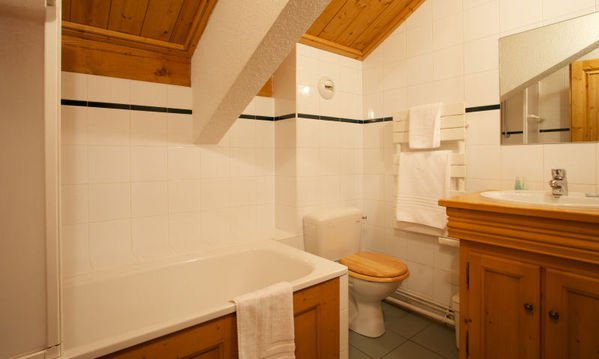 Chalet Bruyere Bathroom