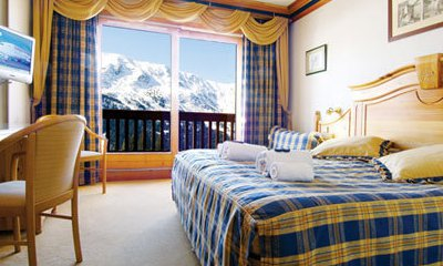 Double Room Chalet Hotel Alba
