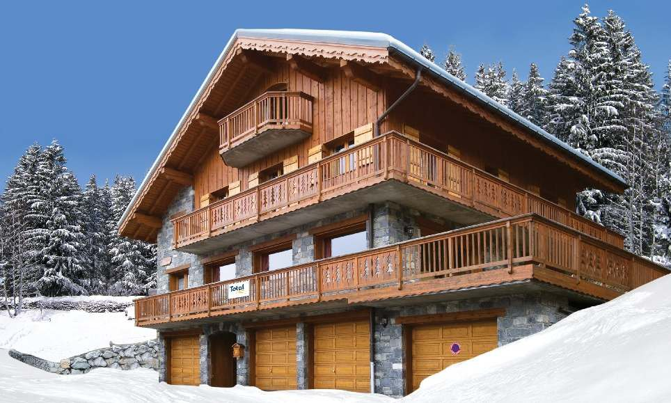 Chalet Cardamines Meribel