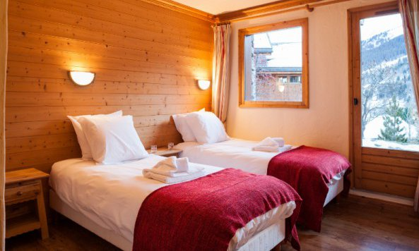 Chalet Chez Menor Bedroom