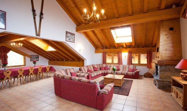 Chalet Telekie Meribel Groups