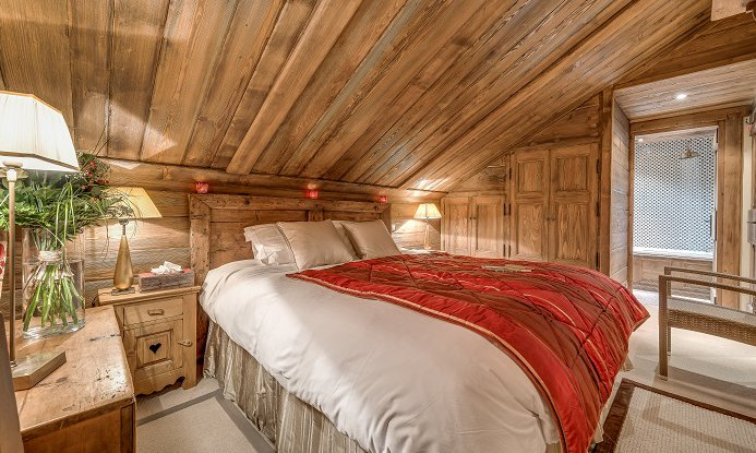 Luxurious Chalet Bedrooms
