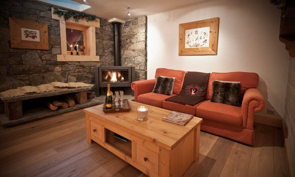 Chalet des Neiges Lounge