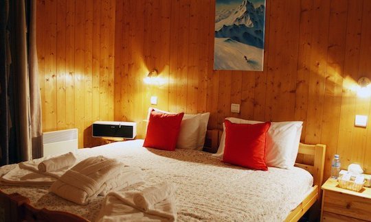 Chalet Everest Double Room