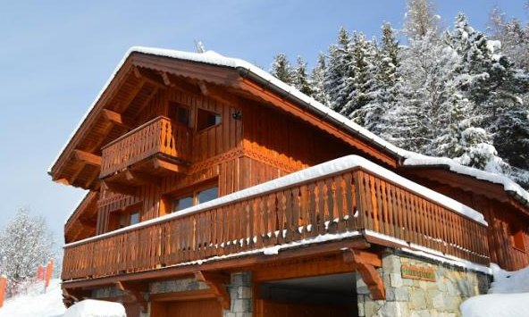 Chalet Evergreen Meribel