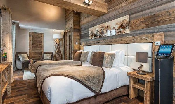 Hotel Kaila Meribel Bedroom