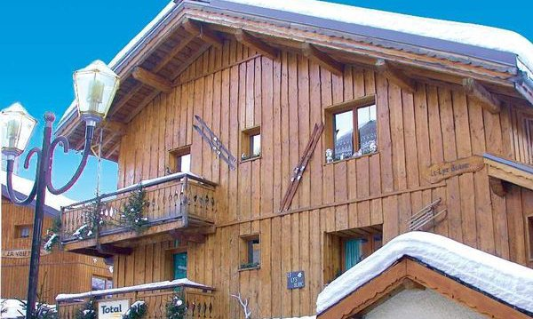 Chalet Lys Blanc in Meribel