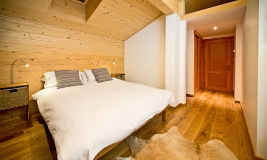 Chalet Magic Rock Double Room