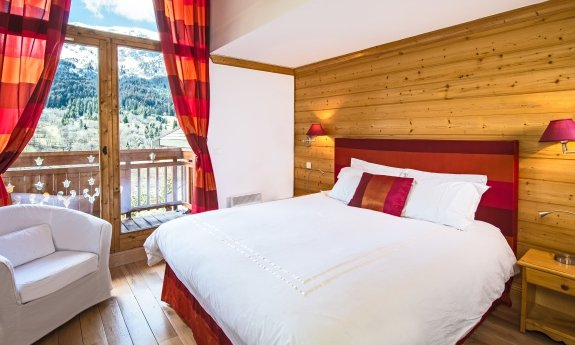 Chalet Phoebe Double Room