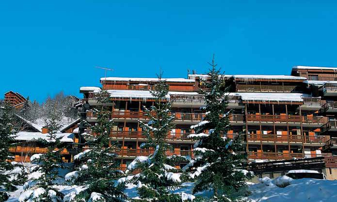 Residence Les Ravines in Meribel