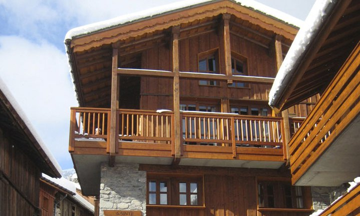 Chalet Sainte Appolonnie Meribel