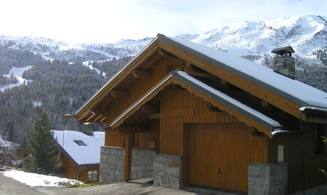 Chalet Vent de Galerne in Meribel