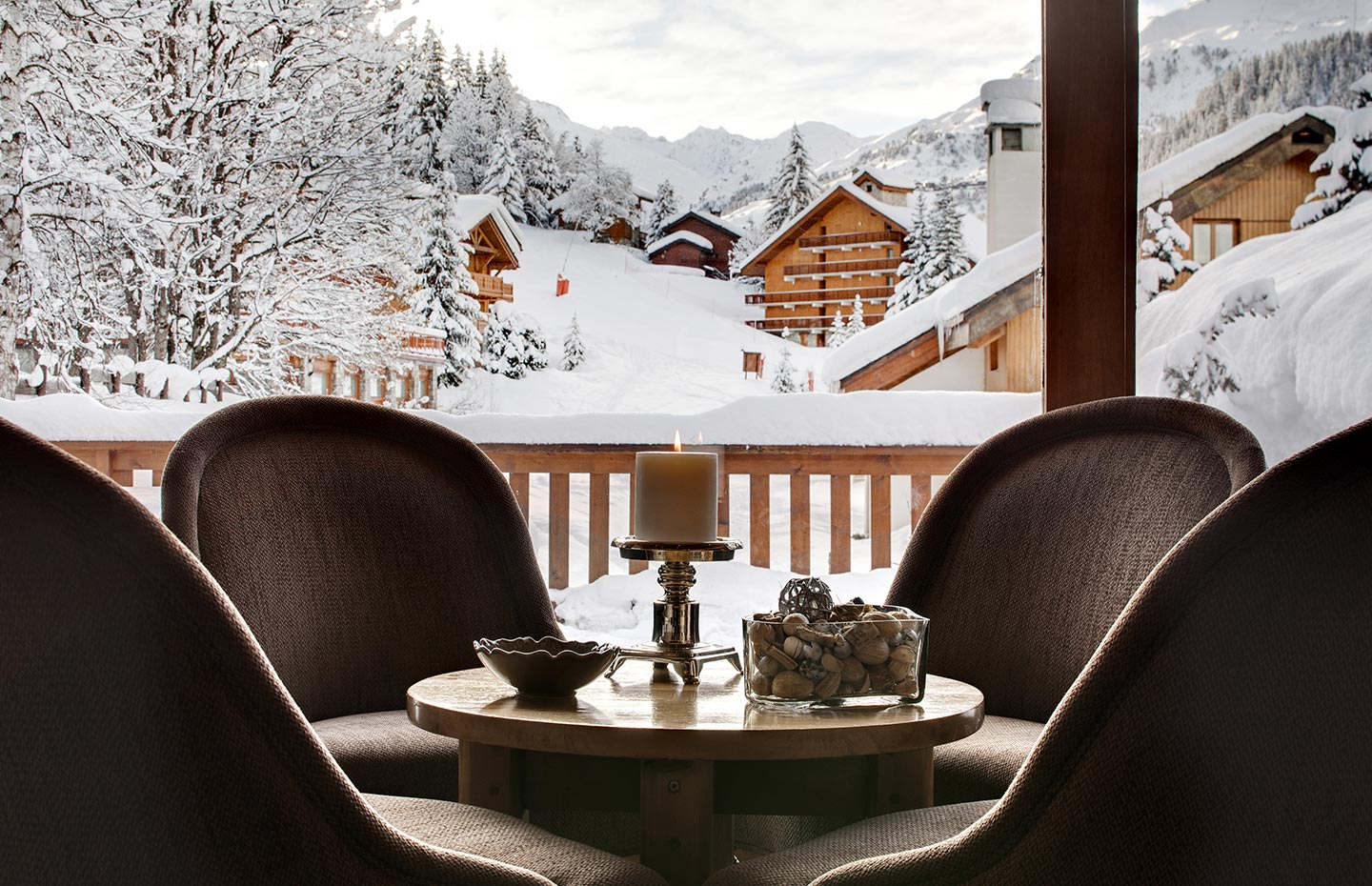 Hotel Grand Coeur Meribel