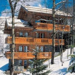 Chalet Astemy in Meribel