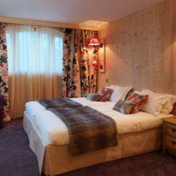 Chalet Bellacima Bedroom