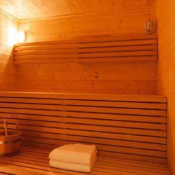 Chalet Bellacima Sauna