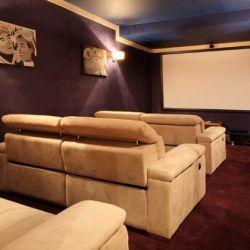 Chalet Bellacima Meribel Cinema