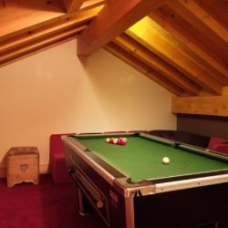 Chalet Bellacima Pool Table