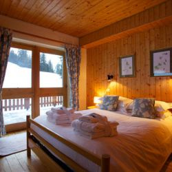 Chalet Cecilia Double Bedroom