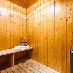 Chalet Alysson Sauna