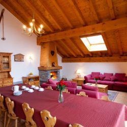 Chalet Azalee Dining Room
