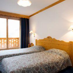 Chalet Azalee Bedroom