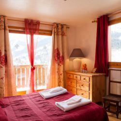 Chalet Bouchet Bedroom