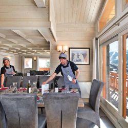 Chalet Le Cedre Blanc Meribel ski holidays