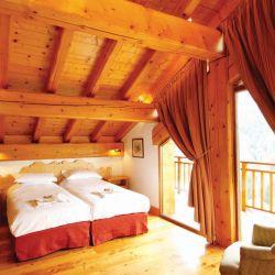 Chalet Mira Belum Bedroom