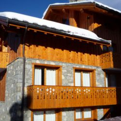 Chalet Telekie Meribel Ski Holidays