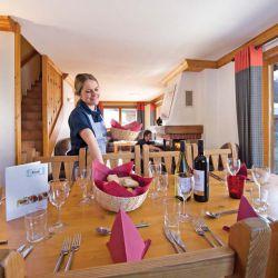 Chalet Matterhorn Dining Room