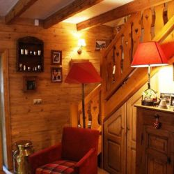 Traditional Chalet La Comtesse