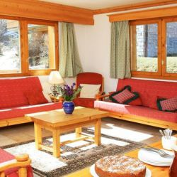 Chalet Foehn Living Room