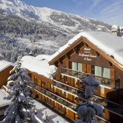 Hotel Le Grand Coeur Meribel Luxury