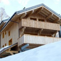 Chalet Laetitia in Meribel