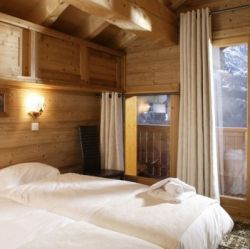 Chalet Laetitia bedroom