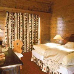 Hotel Le Mont Vallon Bedroom